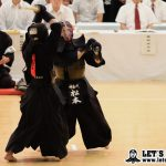 コテを決めて優勝した松本(神奈川)