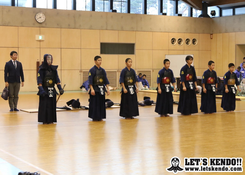 【速報&生配信】10/27 H30第46回解脱選抜少年剣道大会