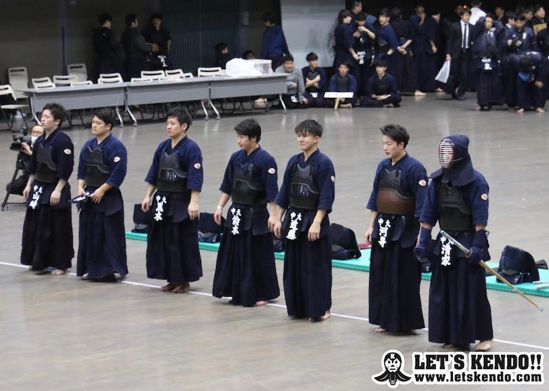 【速報&生配信】11/25 H30関東学生剣道新人戦大会