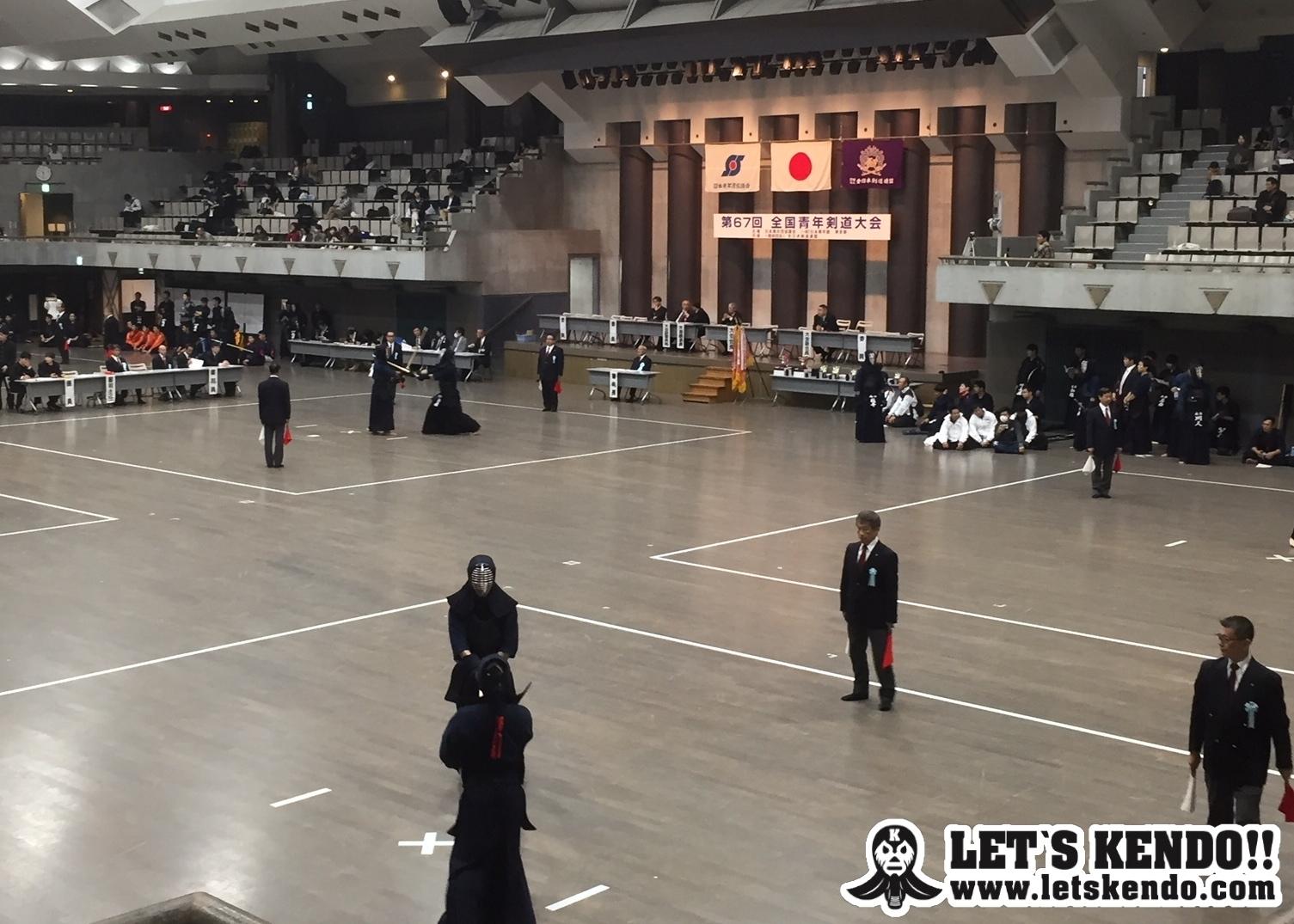 【大会結果】11/10〜11 第67回全国青年剣道大会
