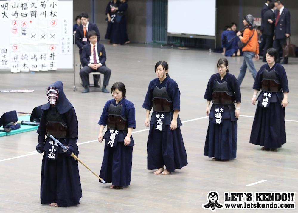 【速報&生配信】12/2 関東女子学生剣道新人戦大会