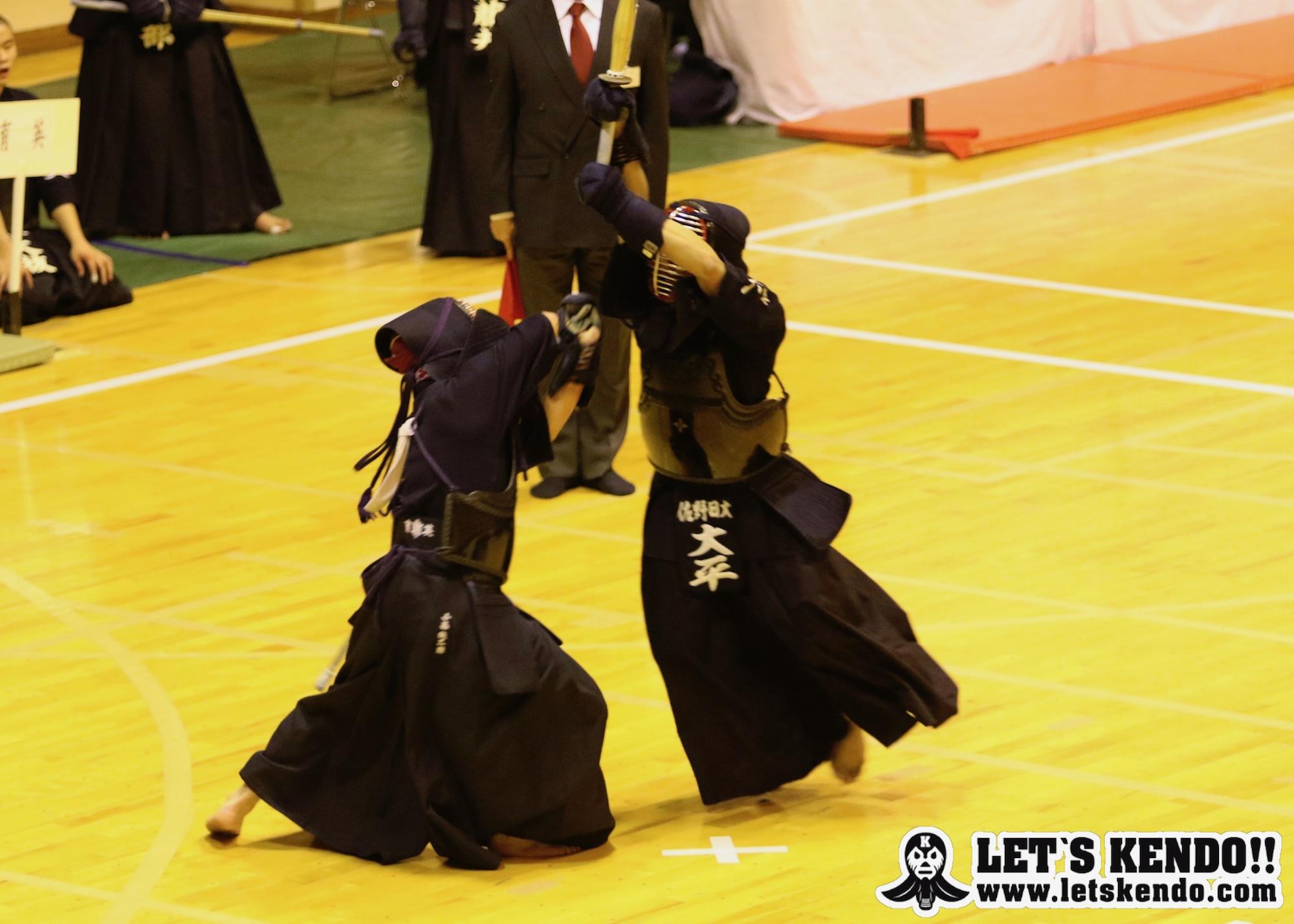 【速報&生配信】12/26 若潮杯争奪高校剣道大会