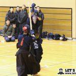 中学生男子、東松舘、昭島中央が決勝へ。