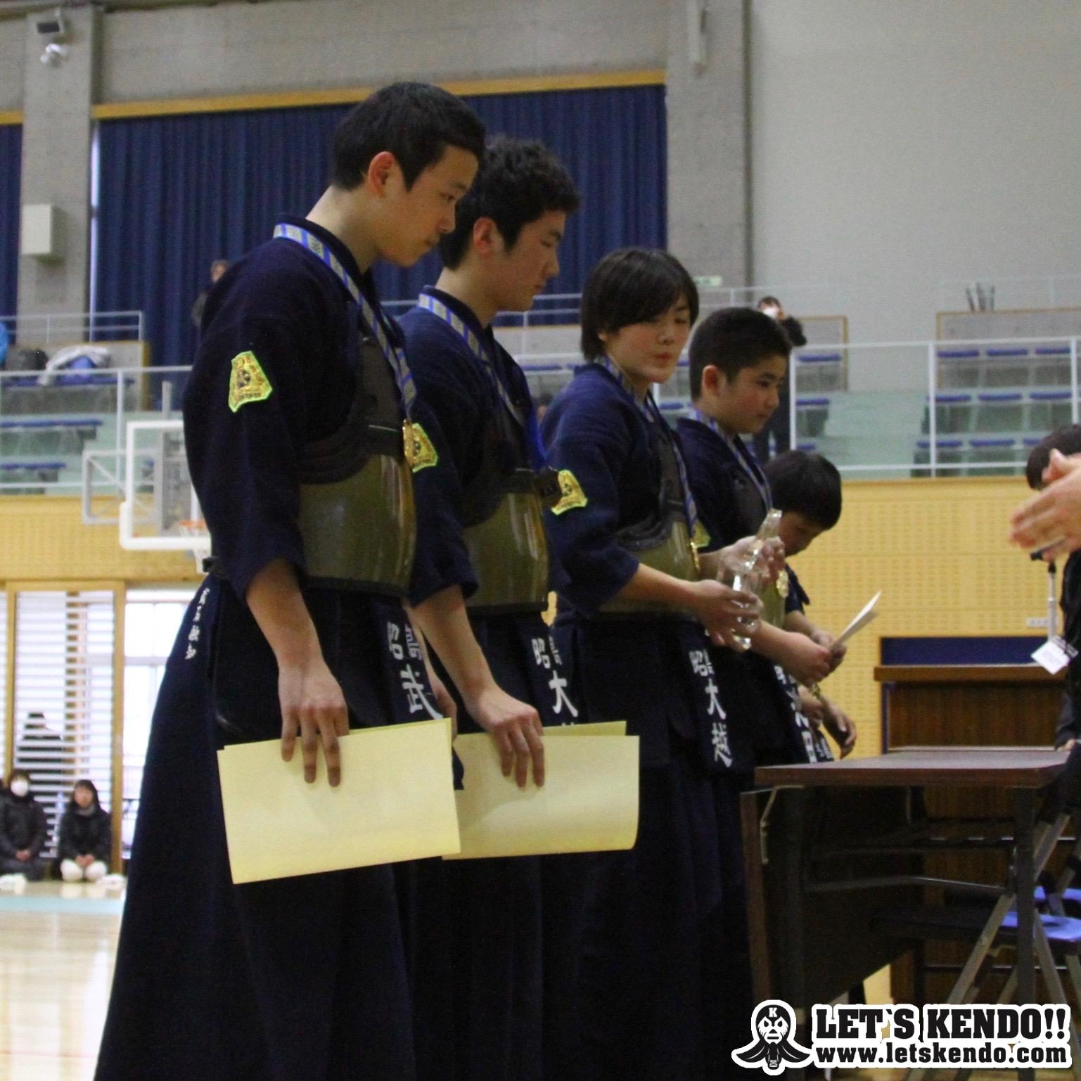 【速報&生配信】2/11 五葉館創立十周年記念少年剣道大会(栃木)