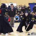 代表戦で昭島・武石が五葉館・長屋から逆胴を決めて優勝