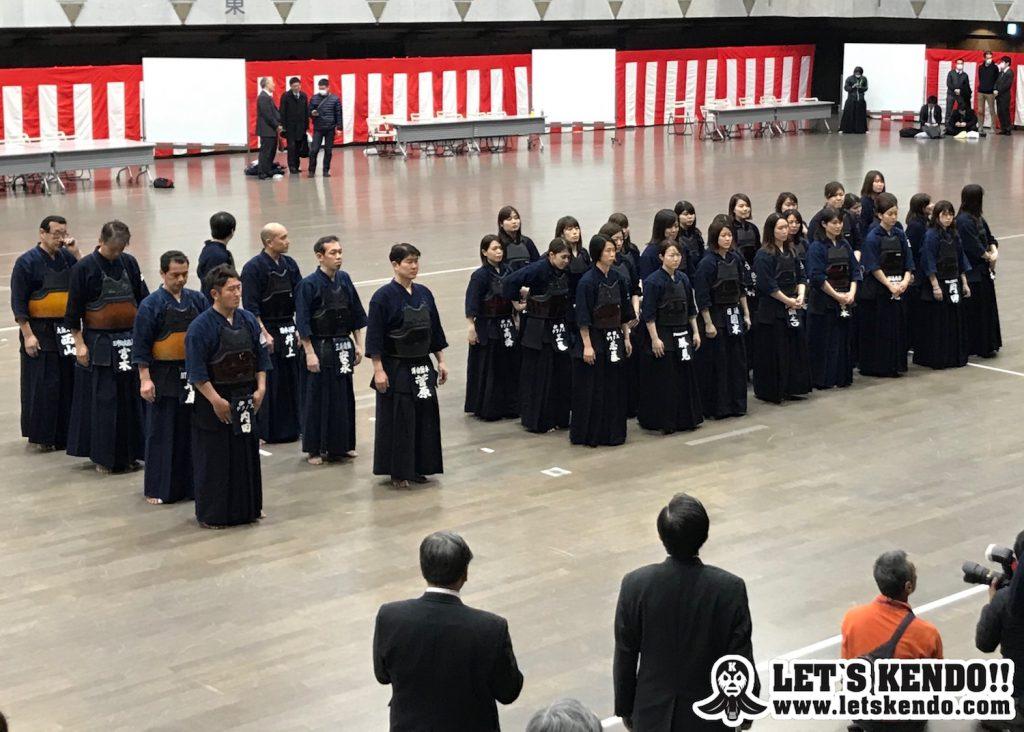 【中止・決勝特集】3/7 R2全日本実業団女子・高壮年剣道大会
