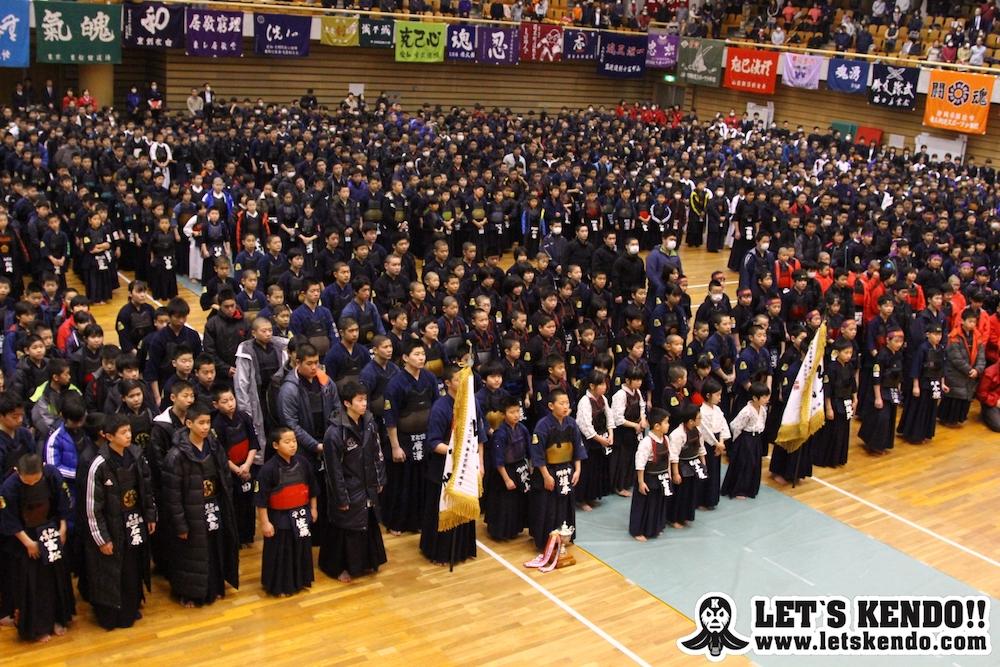 森島旗少年剣道大会