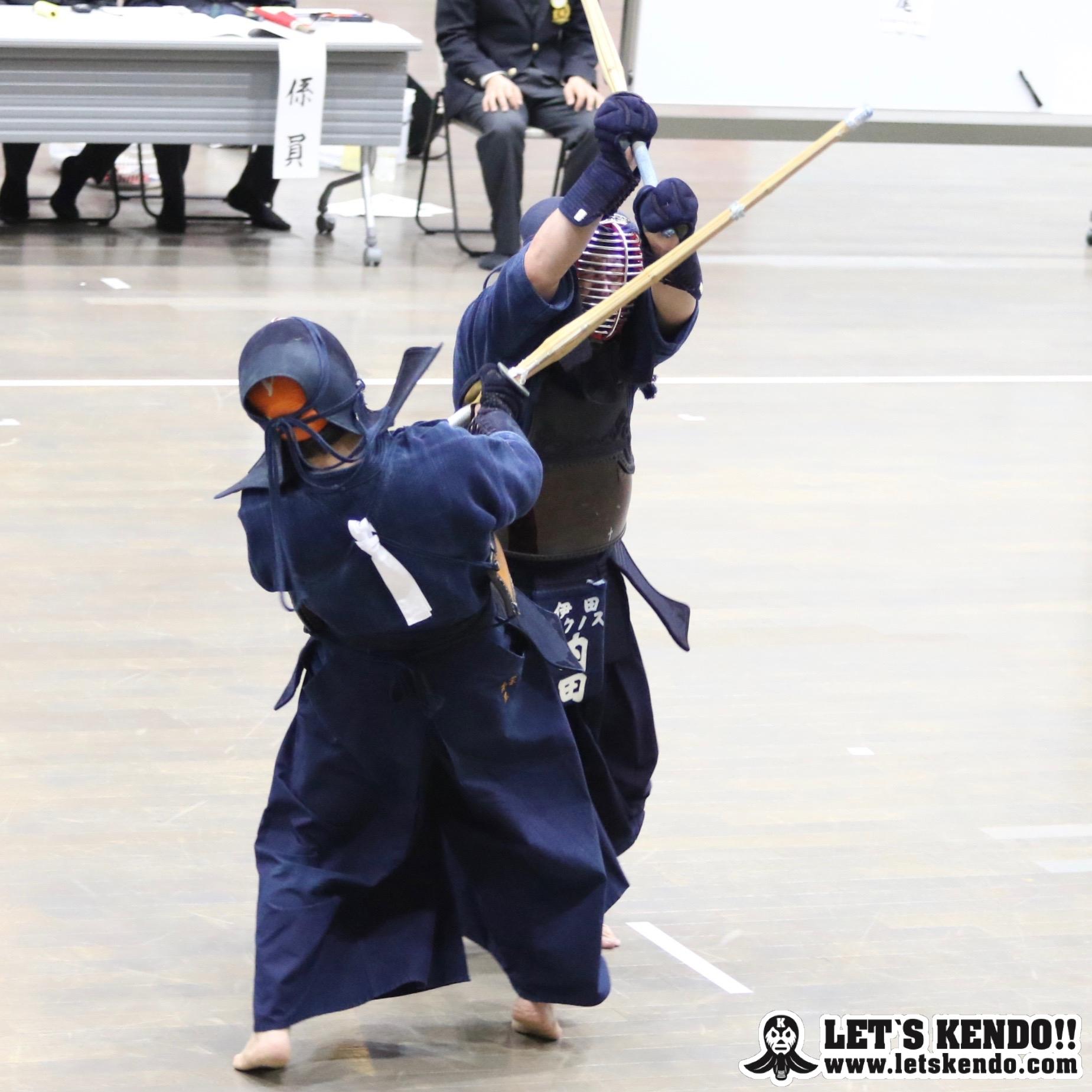 【速報・結果】3/2 全日本実業団女子・高壮年剣道大会