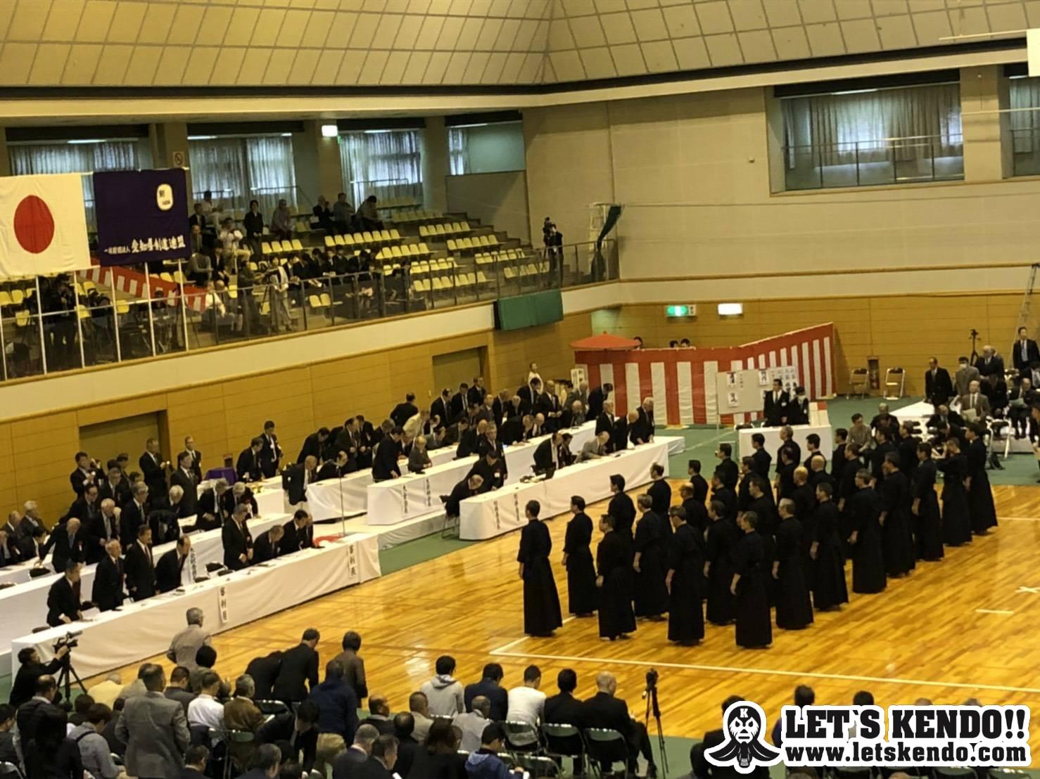 【結果】4/21 第17回全日本選抜剣道八段選手権大会
