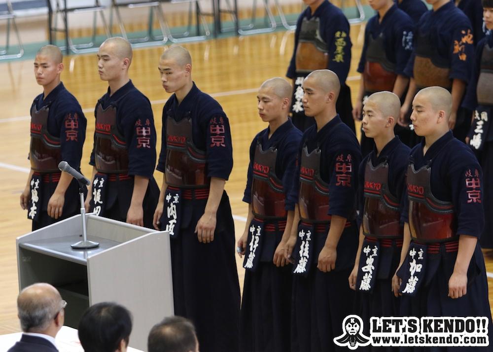 【速報・生配信!】6/22〜23 東海高校剣道大会