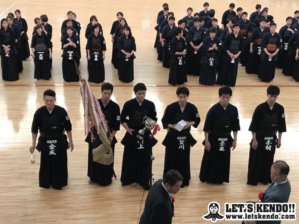 【速報!】6/2 第61回関東実業団剣道大会