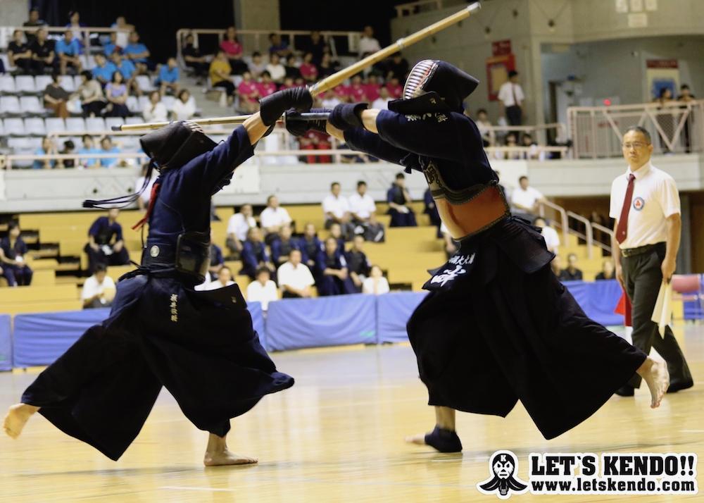 【速報&生配信】7/6〜7 全九州高校剣道大会
