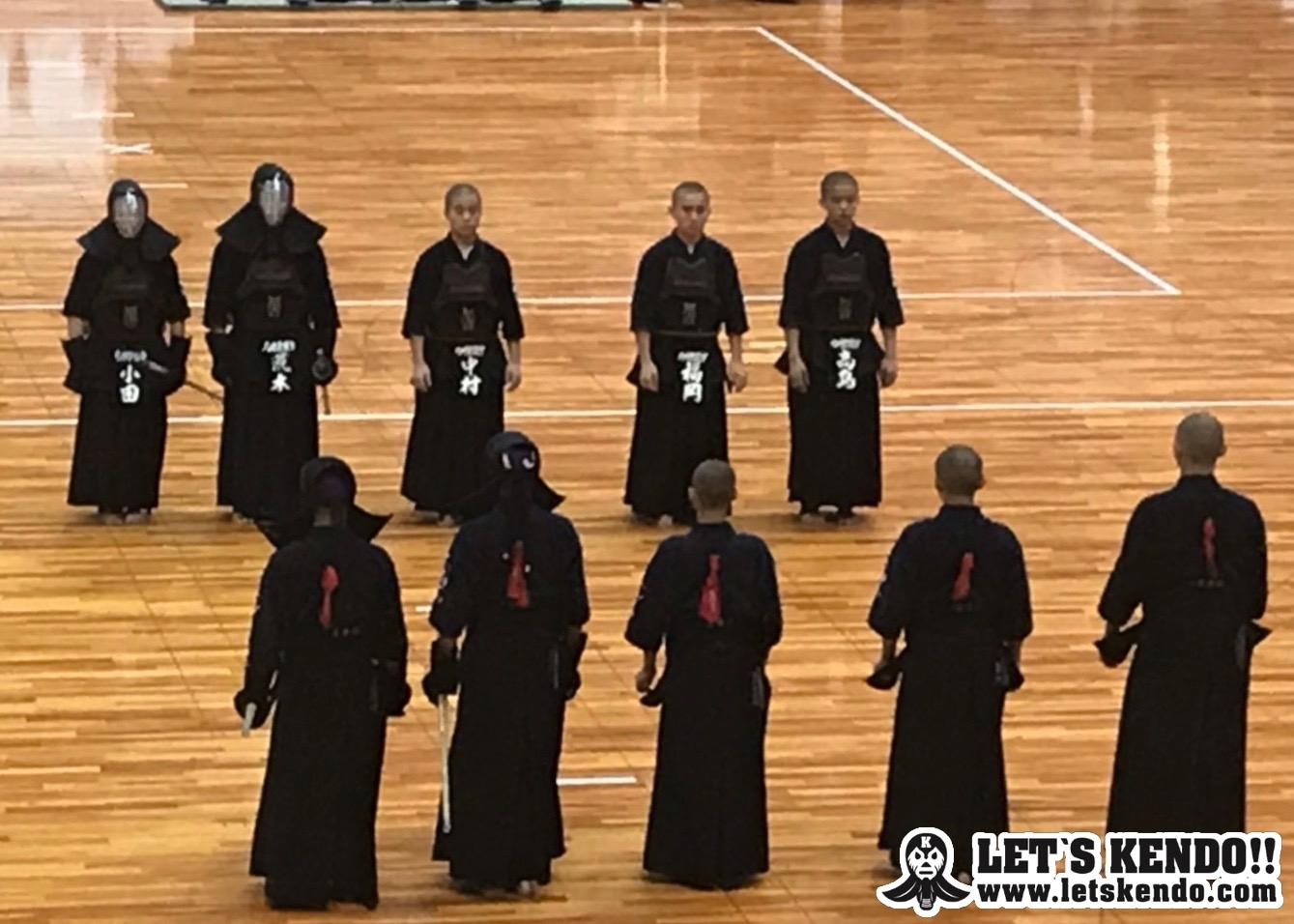 【結果】8/21〜23 全国中学校剣道大会