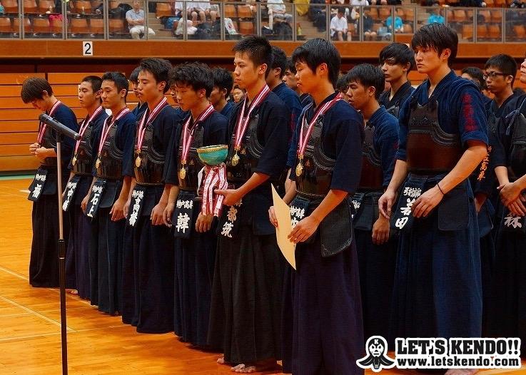 【結果】8/24〜25 全国高等専門学校体育大会剣道競技