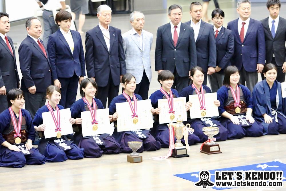 【速報&生配信】9/23 関東女子学生剣道優勝大会