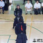 鈴木が左小手を決めて勝利