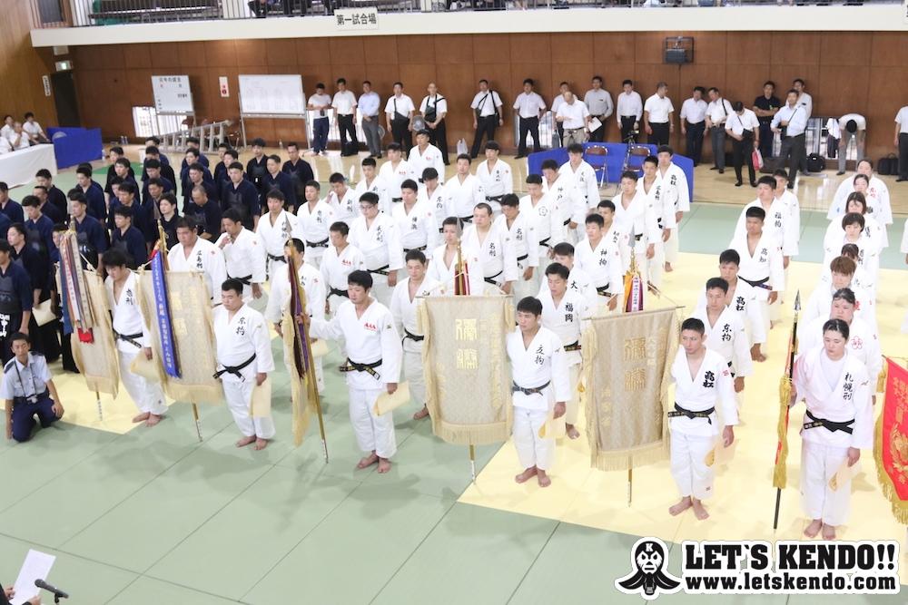 【速報&生配信!!】9/27 全国刑務官武道大会・柔道