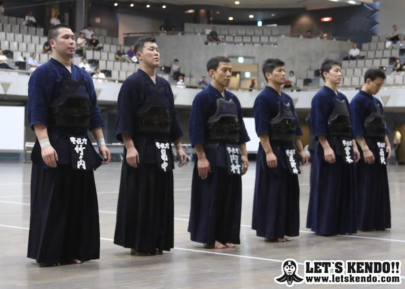 【速報&生配信】9/7AM 東京都剣道選手権(全日本予選)