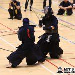 代表戦、NTT・兵藤がコテを決めて勝利した。