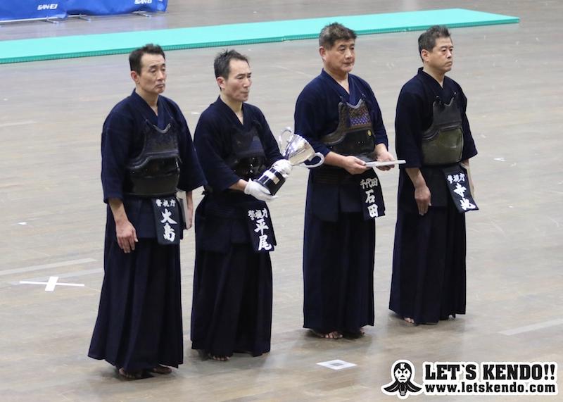 【速報&生配信】9/7PM 寬仁親王杯剣道八段選抜大会