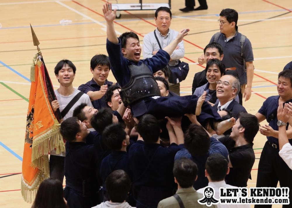 【速報&生配信】9/21 全日本実業団剣道大会