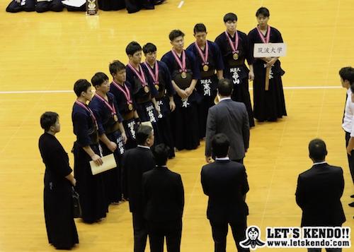 【速報&生配信!】9/15 関東学生剣道優勝大会
