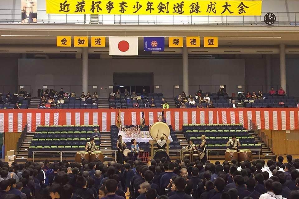 【速報&生配信予定!!】10/20 近藤杯争奪少年剣道大会