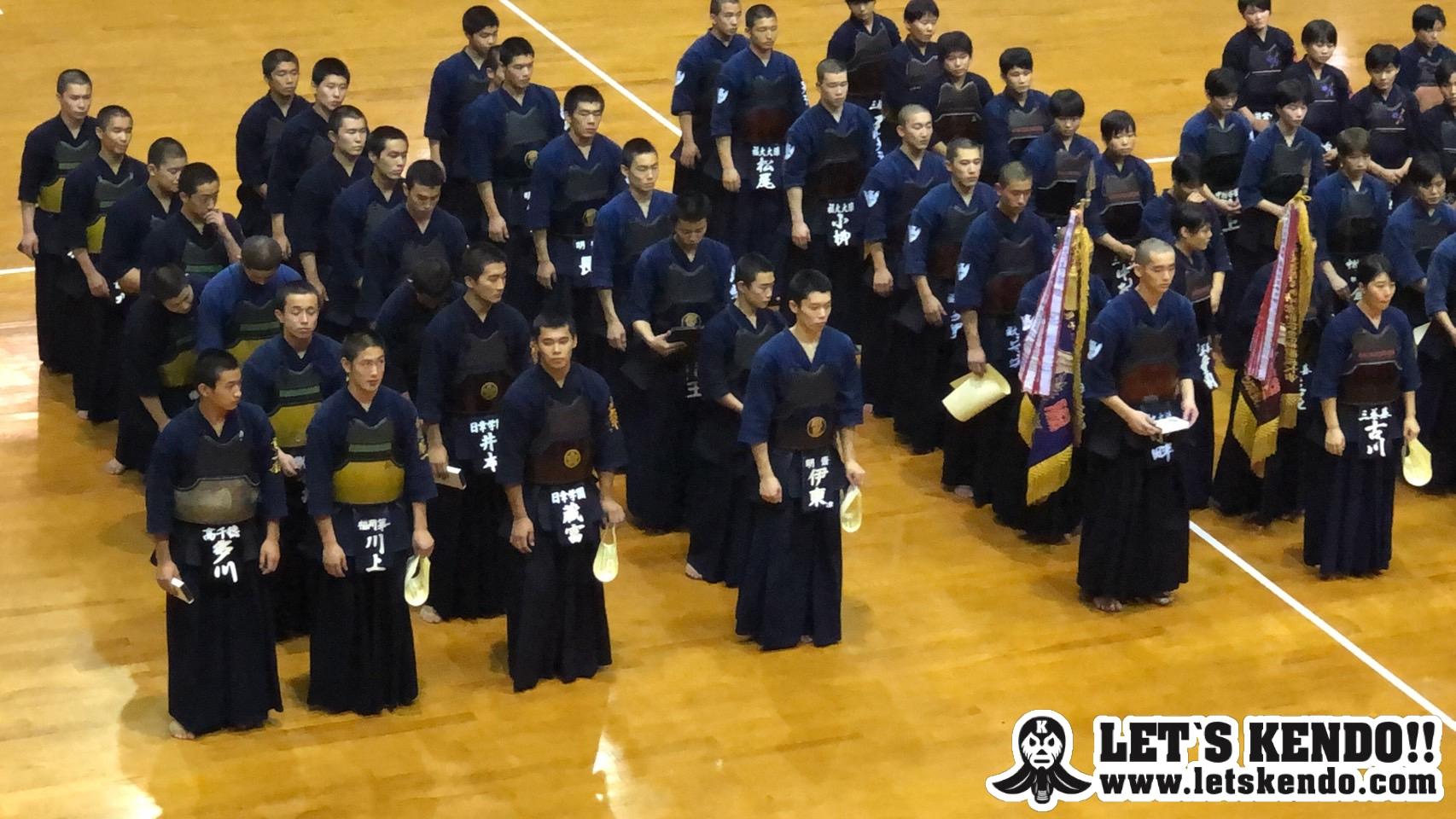 【結果】10/13 宮崎武道館旗高校剣道大会