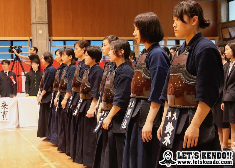 【速報&生配信】10/14 第37回早慶対抗女子剣道試合