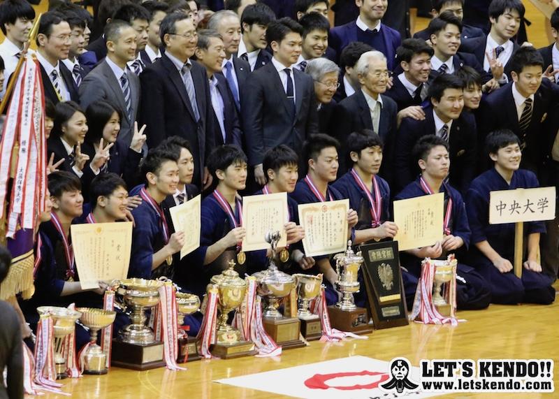 【速報&結果】10/27 全日本学生剣道優勝大会
