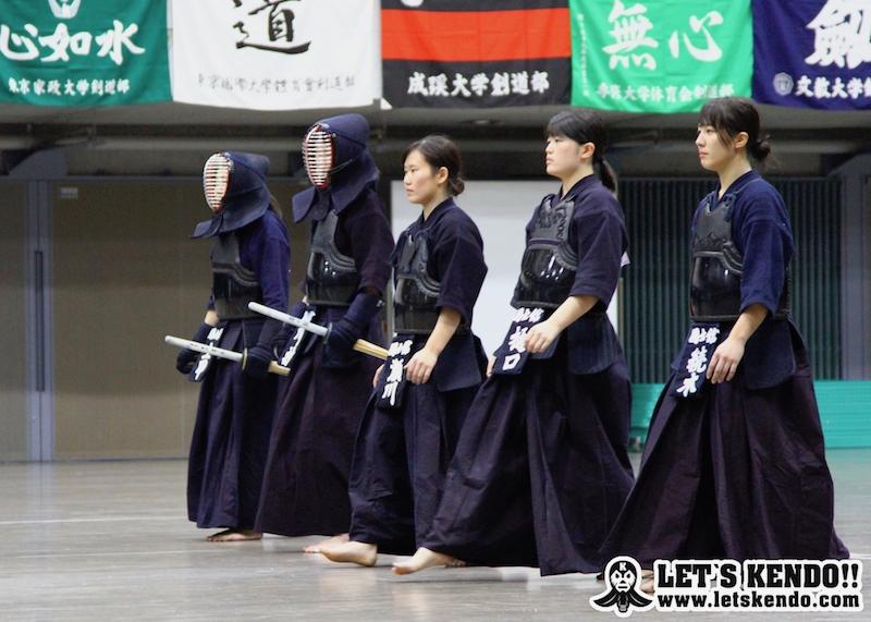 【速報&生配信】11/30 第30回関東女子学生剣道新人戦