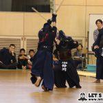 準決勝、東松舘が勢いを見せた。