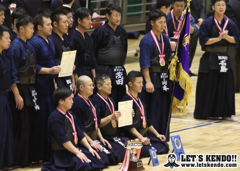 【速報&生配信】12/12 第7回全国消防職員剣道大会