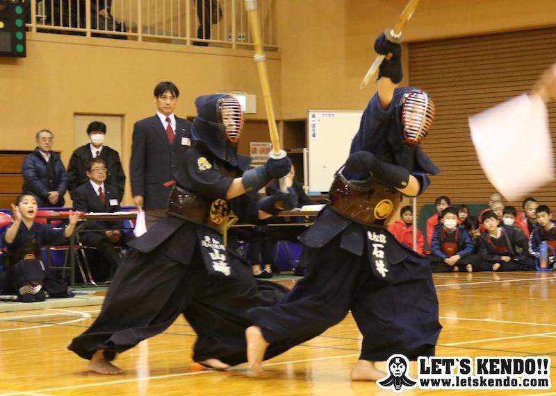 【速報&生配信】1/25 第11回からっ風 達磨争奪少年剣道大会