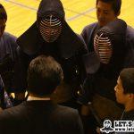 決勝前、水戸葵陵・君島監督から選手へ指示が送られた