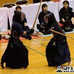 大将戦でも中村学園・笠が勝利し3-0で龍谷を下した