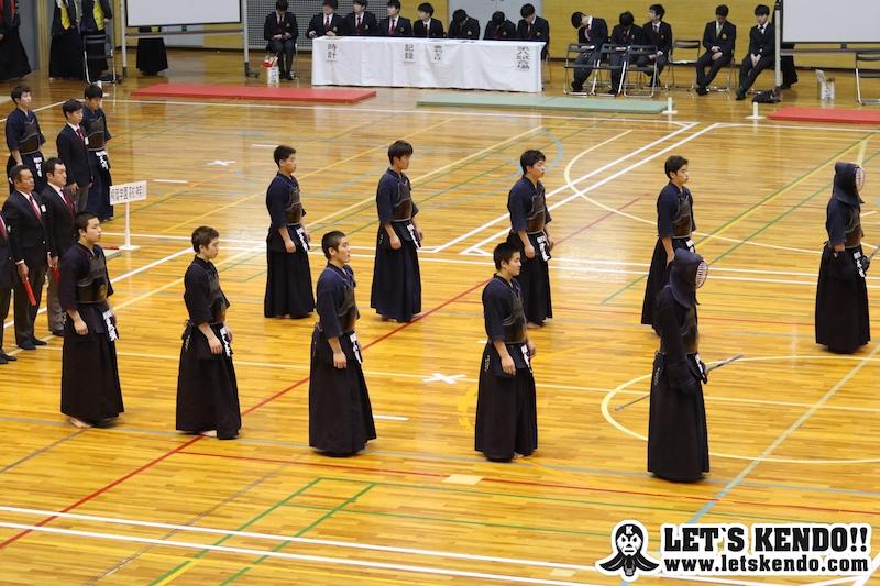 【速報&生配信】2/2 水田三喜男旗争奪選抜高校剣道大会