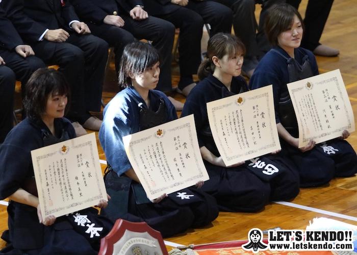 【速報&ライブ!】2/7 全国矯正職員武道大会女子剣道試合