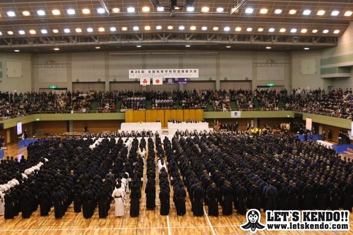 【開催中止】3/26〜28 R2全国高校剣道選抜大会【決勝特集!】