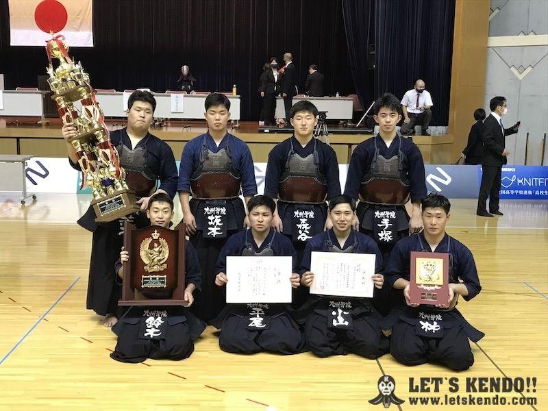 優勝 九州学院