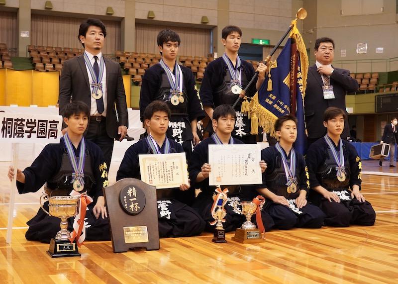 【結果速報!】第30回全国高等学校剣道選抜大会