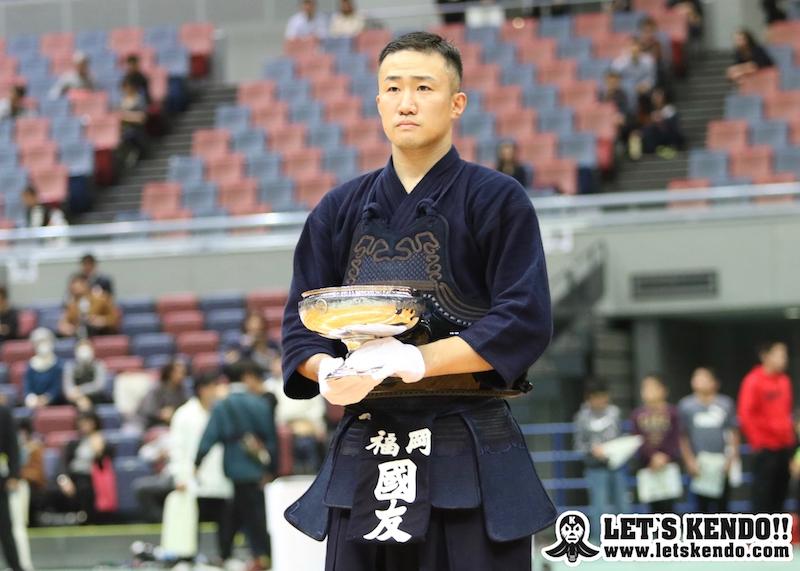 第68回大会優勝・國友錬太朗(福岡)