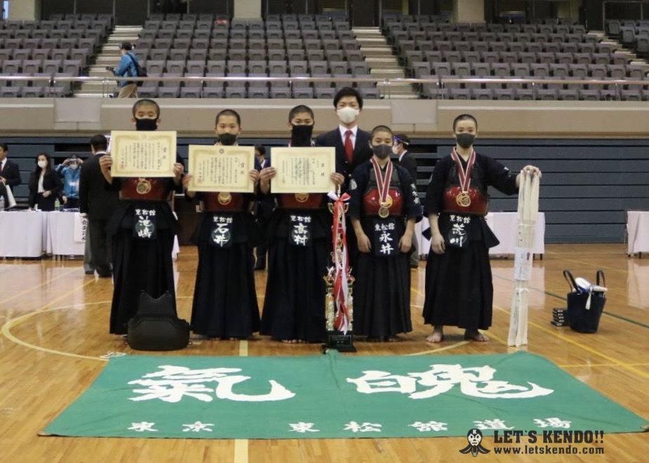 【結果】3/28 東日本選抜少年剣道錬成大会