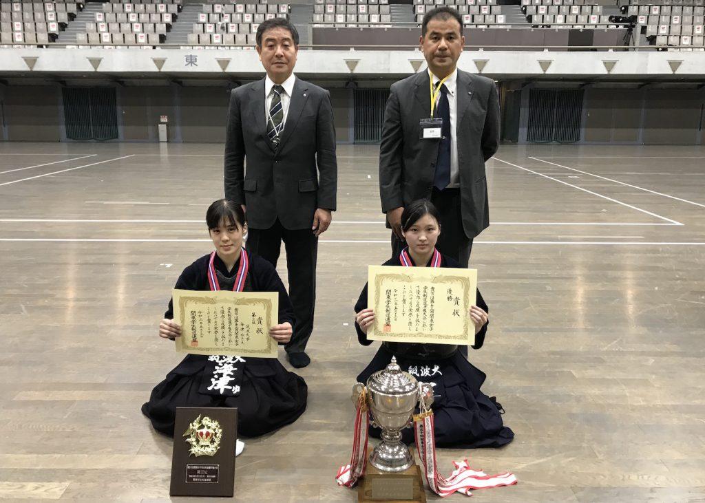 【速報&生配信】5/13 関東女子学生剣道選手権大会