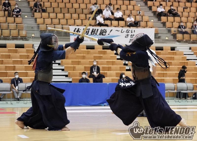 【速報&結果】8/9〜12 全国高等学校剣道大会 2021
