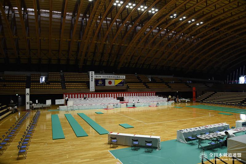 【大会結果】9/5 第67回 全日本東西対抗剣道大会2021